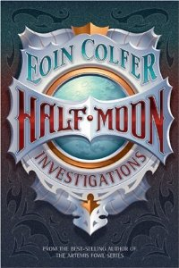 Half Moon Investigations (Audio)